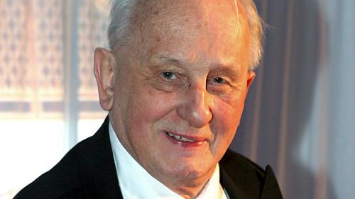Elhunyt Rolf Hochhuth, az egyik legjelentősebb német drámaíró